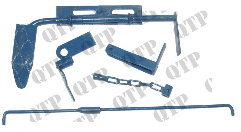 Foot Accelerator Control Kit 2000 - 3610
